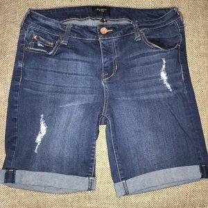 Celebrity Pink Jean Shorts Size 7